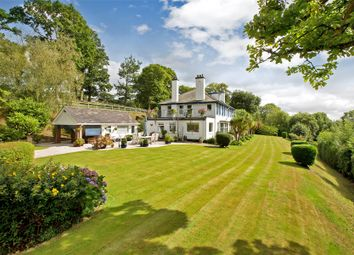 Thumbnail 6 bedroom detached house for sale in Stoke Hill, Exeter
