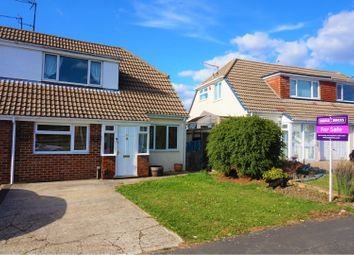 Thumbnail 4 bed semi-detached house for sale in Colebrook Road, Swindon