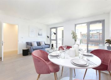 Thumbnail 1 bedroom flat for sale in Constance Court, 10 Chatfield Road, Battersea, London