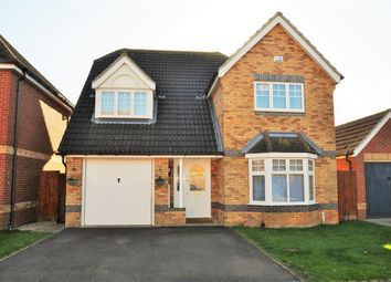 Thumbnail 4 bed detached house for sale in Emperor Way, Kingsnorth, Ashford, Kent