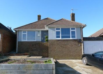 Thumbnail 3 bed bungalow for sale in Tumulus Road, Saltdean, East Sussex