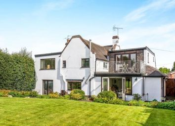 Thumbnail 5 bed detached house for sale in Marston Road, Wheaton Aston, Stafford
