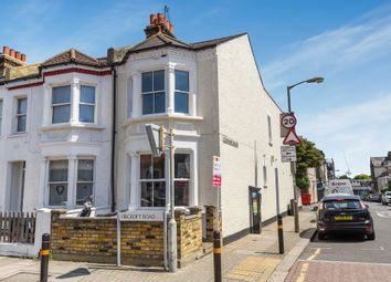 Thumbnail 3 bed end terrace house for sale in Fircroft Road, London