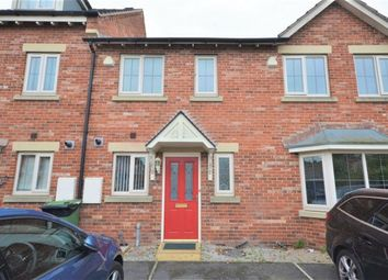 Thumbnail 2 bed terraced house to rent in Riverside Court, Featherstone, Pontefract