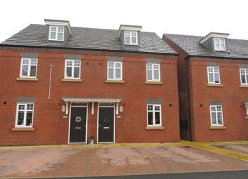 Thumbnail 3 bed semi-detached house for sale in Harris Close, Redditch