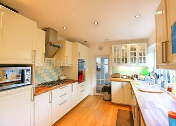 Thumbnail 4 bed semi-detached house to rent in Sherwood Park Road, Sutton