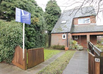 Thumbnail 3 bed detached house to rent in Partridge Road, St.Albans