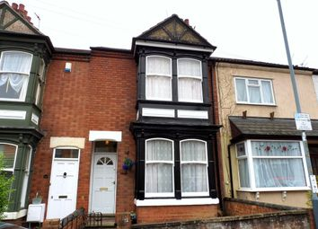 Thumbnail 3 bed terraced house for sale in Bath Street, Rugby