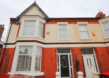 Thumbnail 4 bed terraced house for sale in Courtland Road, Mossley Hill, Liverpool