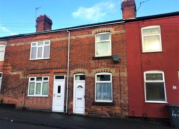 Thumbnail 2 bed terraced house to rent in Little Hallam Lane, Ilkeston