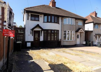 Thumbnail 3 bed semi-detached house for sale in Pensnett Road, Dudley, Dudley