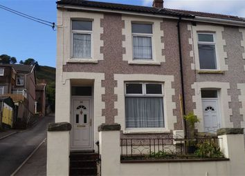 Thumbnail 3 bed end terrace house for sale in Albert Street, Mountain Ash