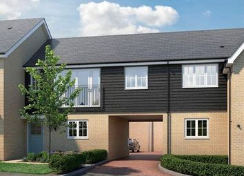 Thumbnail 2 bed maisonette for sale in Barker Close, Bishop's Stortford