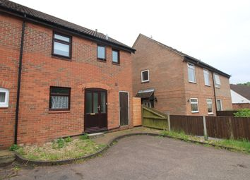 Thumbnail 4 bed semi-detached house to rent in Harry Barber Close, Norwich