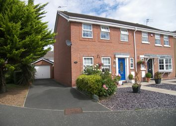 Thumbnail 4 bed semi-detached house for sale in Hermitage Way, Lytham St. Annes