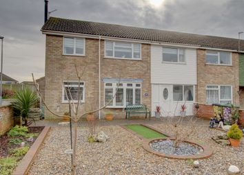 Thumbnail 4 bed end terrace house for sale in Alder Close, Bradwell, Great Yarmouth