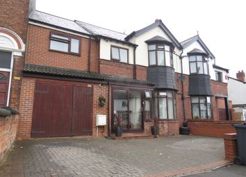 Thumbnail 5 bedroom semi-detached house for sale in Poplar Avenue, Edgbaston, Birmingham
