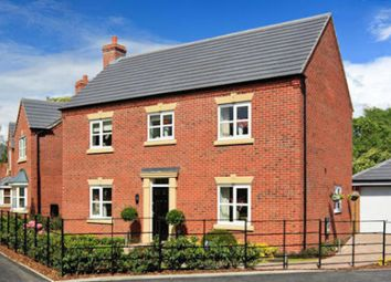 Thumbnail 4 bed detached house for sale in The Weald, Cottam, Preston
