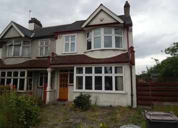 Thumbnail 4 bedroom end terrace house to rent in Avenue Road, Penge, London