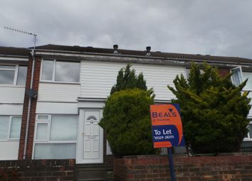 Thumbnail 1 bed flat to rent in Weyhill Close, Fareham