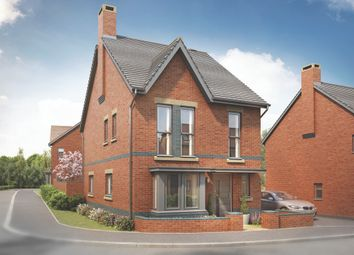 "Thumbnail 3 bed property for sale in ""The Elsenham"" at Smisby Road, Ashby De La Zouch, Leicestershire"