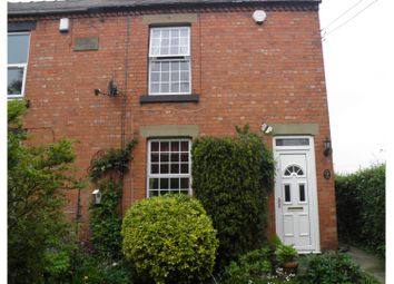 Thumbnail 3 bed semi-detached house for sale in Newcastle Street, Tuxford