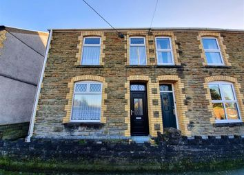 3 bed semi-detached house for sale in Belgrave Road, Loughor, Swansea SA4