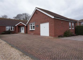 Thumbnail 5 bed detached bungalow for sale in The Paddocks, Skegness