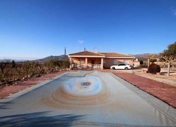 Thumbnail 5 bed villa for sale in Spain, Valencia, Alicante, Sax