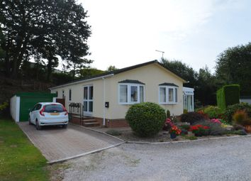 Thumbnail 3 bed mobile/park home for sale in Beechwood Crescent, Hazelwood Park, Dawlish Warren, Dawlish