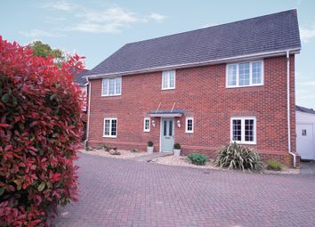 Thumbnail 5 bed detached house for sale in Redes Close, Hook