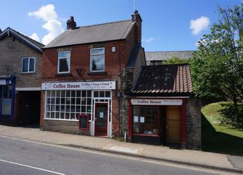 Thumbnail Commercial property to let in Jj's Cafe/Coffee Shop, 4/4A, Station Road, Bolsover, Chesterfield