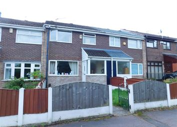 Thumbnail 3 bed terraced house to rent in Mode Hill Lane, Whitefield, Manchester