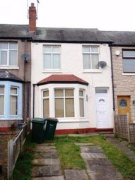 Thumbnail 3 bed terraced house to rent in Lilac Ave, Coundon, Coventry