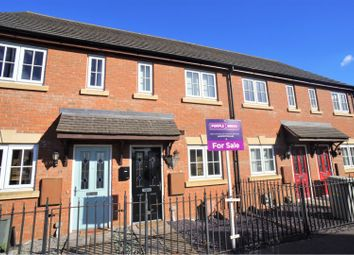 Thumbnail 2 bed terraced house for sale in Kings Manor, Coningsby