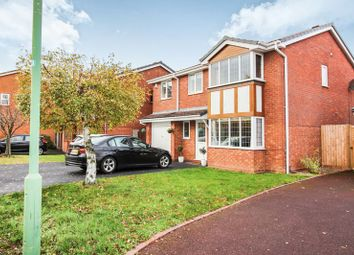 Thumbnail 5 bed detached house for sale in Oldberrow Close, Shirley, Solihull