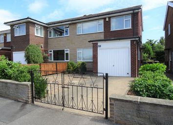 Thumbnail 3 bed semi-detached house to rent in Castle Syke View, Pontefract