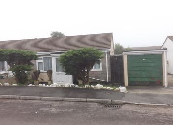 Thumbnail 2 bed bungalow for sale in Trevarren Avenue, Four Lanes, Redruth