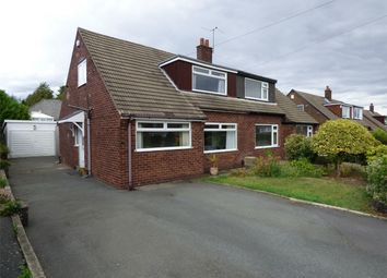 Thumbnail 3 bed detached house for sale in 17 Parkfield Crescent, Mirfield, West Yorkshire