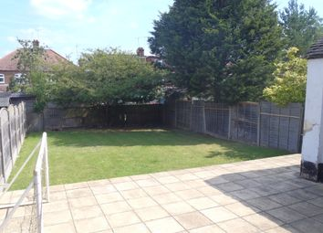 Thumbnail 1 bed semi-detached house to rent in Pyecombe Corner, North Finchley, London