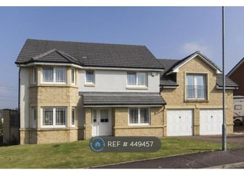 Thumbnail 6 bed detached house to rent in Greenoakhill Road, Uddingston