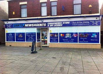 Thumbnail Retail premises for sale in Southport PR9, UK
