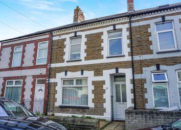 Thumbnail 3 bed terraced house for sale in Coveny Street, Splott
