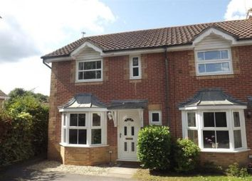 Thumbnail 2 bed end terrace house for sale in Elizabethan Way, Crawley, West Sussex