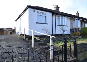 Thumbnail 2 bed terraced bungalow for sale in Hawes Road, Bradford