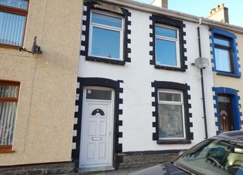 Thumbnail 3 bed terraced house to rent in Marine Street, Cwm, Ebbw Vale.