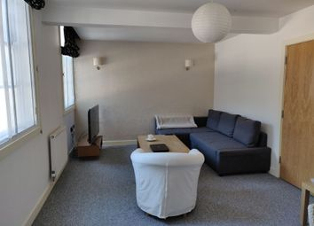 Thumbnail 1 bedroom flat to rent in King Street, Leicester