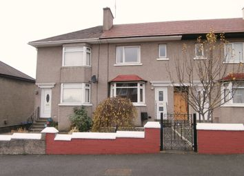 Thumbnail 2 bedroom terraced house for sale in Hathersage Drive, Garrowhill Glasgow