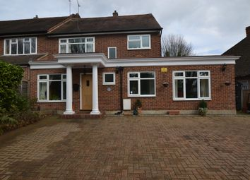 Thumbnail 4 bed semi-detached house for sale in Falmouth Avenue, Highams Park
