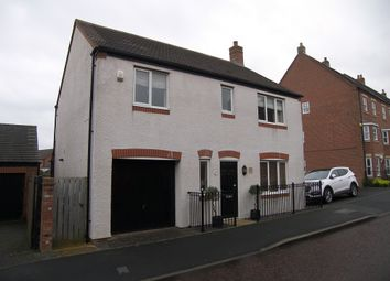 Thumbnail 4 bedroom detached house to rent in Warkworth Woods, Gosforth, Newcastle Upon Tyne